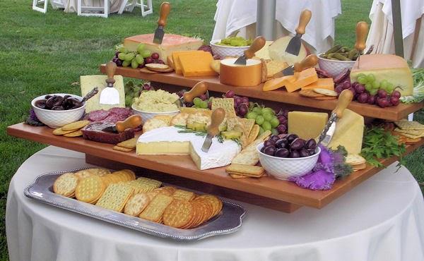 Las mesas de quesos los robles de santiago - Mesa de quesos para bodas ...